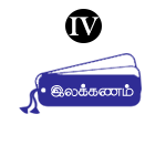 இலக்கணம் – IV